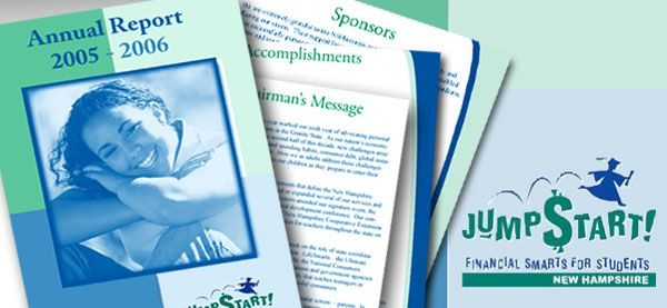 "NH Partners in Education/NH Jumpstart <p class='pscrol-not'>""I have worked with Karen Girard for many years and was thrilled to become one of her early clients. They were instrumental in helping New Hampshire Partners in Education redesign our corporate image and execute a strategic direction for promoting our organization. They deliver quality and professional service with a watchful eye to the customer's overall marketing strategy. I am proud to consider them a partner in our endeavors.""  <br/><br/>— Daniel N. Hebert, Executive Director</p>"